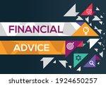 creative  financial advice ...   Shutterstock .eps vector #1924650257