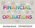 creative  financial operations  ...   Shutterstock .eps vector #1924652624