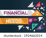 creative  financial needs ...   Shutterstock .eps vector #1924662014