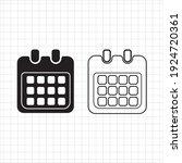 vector illustration calendar ...