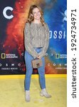 """Small photo of WESTWOOD, CA USA - FEB 26 2020: Sugar Lyn Beard arrives to National Geographic's """"Cosmos: Possible Worlds"""" Los Angeles Premiere on February 26, 2020 in Westwood, CA"""