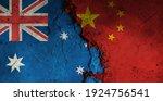 diplomatic relations between... | Shutterstock . vector #1924756541