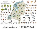 isomatric 3d design of... | Shutterstock .eps vector #1924869644