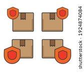 cardboard box icon. cardboard...