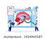 doctor neurosurgeon neurologist ...   Shutterstock .eps vector #1924969187