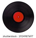 Old Retro Hipster Vinyl Record...