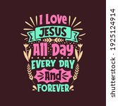 easter day typography quotes... | Shutterstock .eps vector #1925124914