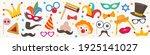 happy purim banner template...   Shutterstock .eps vector #1925141027