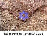 Faded Jewish David Cross Star...