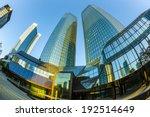frankfurt  germany   sep 30 ... | Shutterstock . vector #192514649