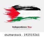 flag of palestine | Shutterstock .eps vector #192515261