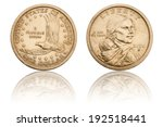 One Dollar Coin  The Obverse...