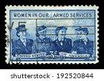 united states   circa 1952  a... | Shutterstock . vector #192520844