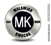 malawi money icon isolated on...   Shutterstock .eps vector #1925221031