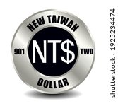 taiwan money icon isolated on...   Shutterstock .eps vector #1925234474