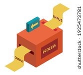 isometric illustration of the... | Shutterstock .eps vector #1925473781
