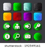 green web icons collection....