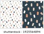 Abstract Geometric Irregular...