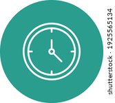 clock  time  timing icon vector ...