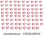 sweet pastel seamless pattern... | Shutterstock .eps vector #1925618921