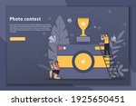 photo contest vector... | Shutterstock .eps vector #1925650451