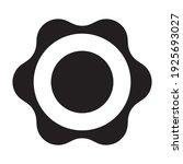 frame for a stamp lettering or... | Shutterstock .eps vector #1925693027