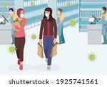 simple flat vector illustration ... | Shutterstock .eps vector #1925741561
