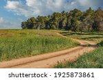 Country Road Near The Pura...