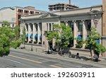 victoria  bc   circa may 2014   ... | Shutterstock . vector #192603911