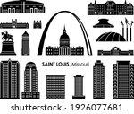 Saint Louis Missouri Skyline...