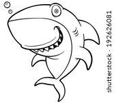 vector illustration of cartoon... | Shutterstock .eps vector #192626081
