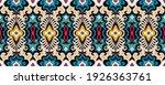bandana print. vector seamless...   Shutterstock .eps vector #1926363761
