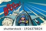 female high speed modern...   Shutterstock .eps vector #1926378824