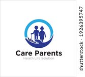 parents care logo designs... | Shutterstock .eps vector #1926395747