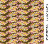 seamless vector pattern with... | Shutterstock .eps vector #1926418241