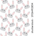 vector seamless pattern of flat ...   Shutterstock .eps vector #1926492854