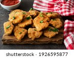 Homemade Chicken Nuggets With...