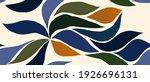 hand drawn trendy minimal... | Shutterstock .eps vector #1926696131