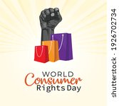 World Consumer Rights Day....