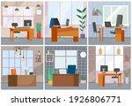 set of illustrations on the... | Shutterstock .eps vector #1926806771