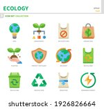 ecology and environment icon... | Shutterstock .eps vector #1926826664