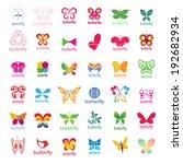 biggest collection of vector... | Shutterstock .eps vector #192682934