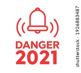 warning icon. the attention... | Shutterstock . vector #1926883487