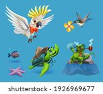 high quality 3d freehand... | Shutterstock . vector #1926969677