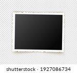 old photo. retro image frames....   Shutterstock . vector #1927086734
