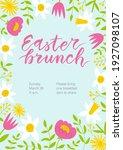 Easter Brunch Invitation. Cute...
