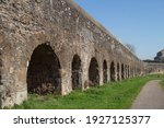 Remains Of Aqueducts System Of...