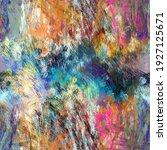 faux digital brushstroke...   Shutterstock . vector #1927125671