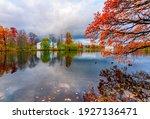 Autumn Foliage In Catherine...