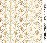 Fan Seamless Pattern. Chinese ...